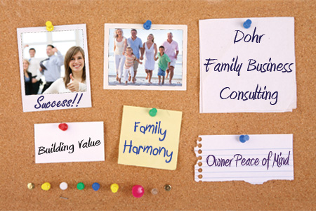 Ron Dohr Family Business Consulting